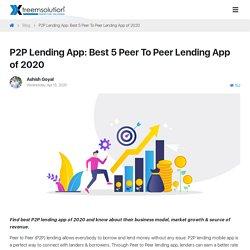 P2P Lending App