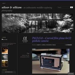 P612v5.0 – Curved film plane 6×12 pinhole camera