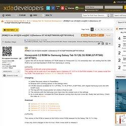 [ROM][27 Nov 2011][3G only][HC 3.2]Ganbarou GT V0.4[P7500XWKK4]
