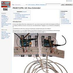 P82B715PN: I2C Bus Extender