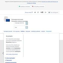 Tarkistetut kansalliset päästörajat (päästörajadirektiivi)