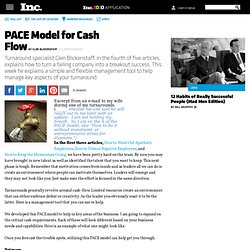 PACE Model for Cash Flow