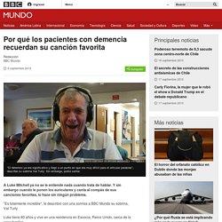 Por qué los pacientes con demencia recuerdan su canción favorita - BBC Mundo
