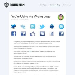Pacific Helm – You're Using the Wrong Logo