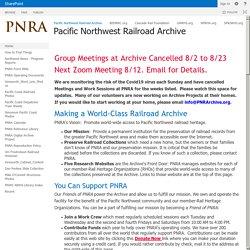 Pacific Northwest Railroad Archive - Home
