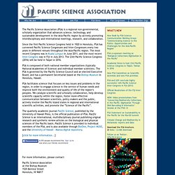 Pacific Science Association