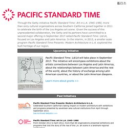 Pacific Standard Time - Home