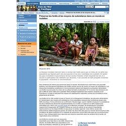 Asie de l'Est et Pacifique - Préserver les forêts et les moyens de subsistance dans un monde en mutation