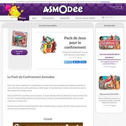 Des jeux de société - Asmodee