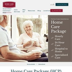Home Care Packages Clarence Valley
