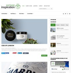 Daily Package Design Inspiration |Daily Package Design Inspiration |