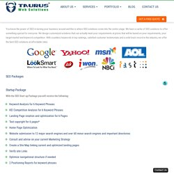 Affordable SEO Plans Services India - Taurus Web Solutions- Taurus Web Solutions