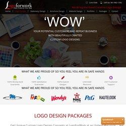 Logo Design Packages Cheap & Best Custom Business Affordable Logo