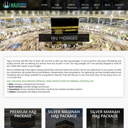 Find Best Hajj Packages 2017 from USA to Saudia Arabia