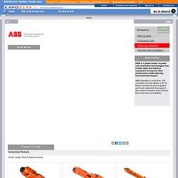 Packaging Automation - ABB Robotics on EXPO21XX.com