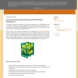Loscam: How does Retail-Ready Packaging (RRP) Benefit Businesses?
