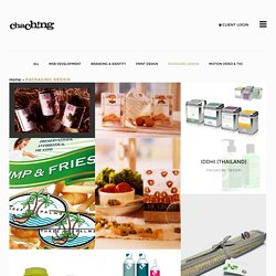 Top Packaging Design Company in Bangkok - ChaChing Group Co., Ltd