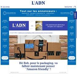 Amazon impose des formats de packaging standards aux entreprises
