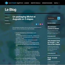 Un packaging Michel et Augustin en 5 étapes