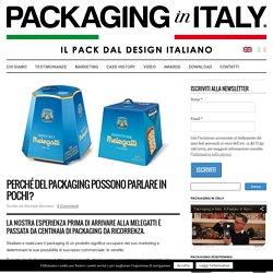 Perché del packaging possono parlare in pochi?