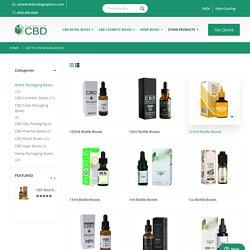 Custom Printed Bottle Boxes Wholesale