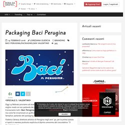 Packaging Baci Perugina – Robadagrafici.net