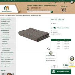 Packdecken (1,5 x 2,5 m) - BB Verpackungsshop