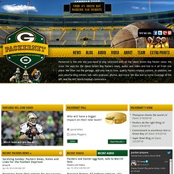 Green Bay Packers News, Packer Talk Radio Podcasts, Newsfeeds, Photos, Downloads | Packernet