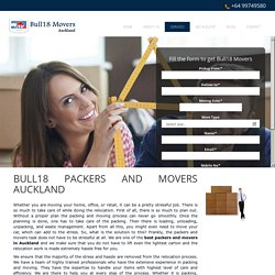 Cheap Packers and Movers Auckland