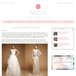 Wedding Obsession - Canadian Wedding Inspiration Blog