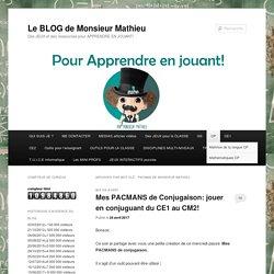 PACMAN de monsieur Mathieu