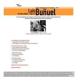Pacours CINEMA: Luis BUNUEL