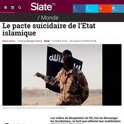 Le pacte suicidaire de l'Etat islamique