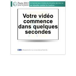 Pacte 2012 - Vidéo Justice