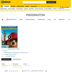 Paddington - film 2014