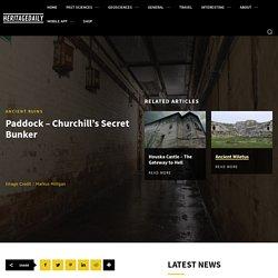 Paddock – Churchill's Secret Bunker