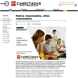 Padres responsables, niños responsables