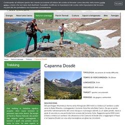 Natura e paesaggi - Trekking - Capanna Dosdè - Valtellina