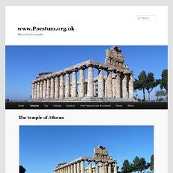 Paestum Temple of Athena (Ceres)