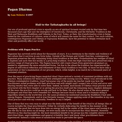 Pagan Dharma