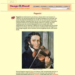 Paganini - cosmovisions.com