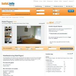 Hotel Pagano Sant Alessio Siculo (Italien) boka enkelt och billigt i...