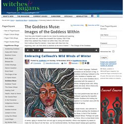 Embracing Cailleach's Wild Winds of Winter