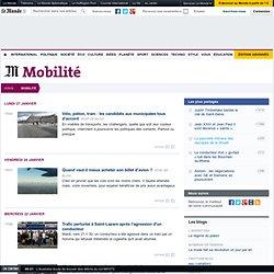 Le Monde.fr : Mobilité