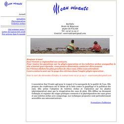 Page d'accueil - Eauvivante