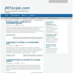 Médiums « JM7ocipe.com