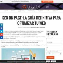 SEO On Page: La Guía Definitiva para Optimizar tu Web