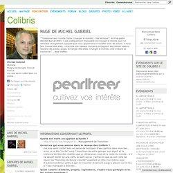 Page de(d') Michel Gabriel