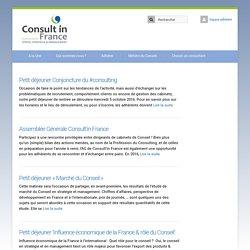 Syntec Conseil en Management - WebTV du Management - Bienvenue sur la WebTV du Management