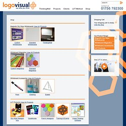 Whiteboard magnetics | LogoVisual